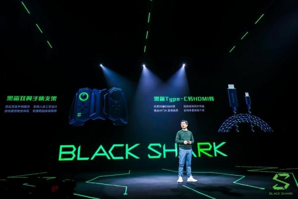 黑鲨游戏手机2正式发布:三种配色,3199元起售