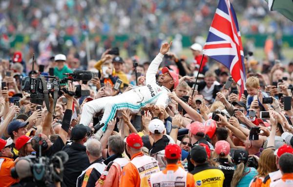 British Grand Prix 2019 - Race Day - Silverstone