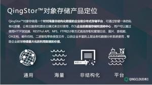 """数据爆炸时代青云QingCloud让对象存储""""更多担当"""""""