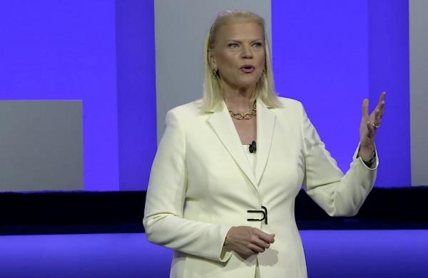 "IBM Think 2019:罗睿兰强调""数字化重构2.0"""