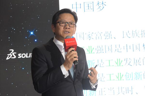 SOLIDWORKS吴俊杰:抱有使命感的帮助客户成功