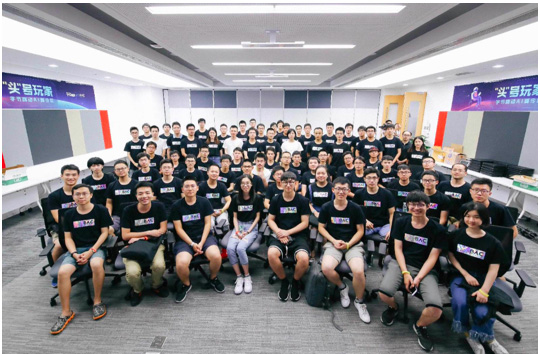 "Facebook、亚马逊技术大牛齐聚北京,只为给字节跳动""头号玩家""AI夏令营学员授课"