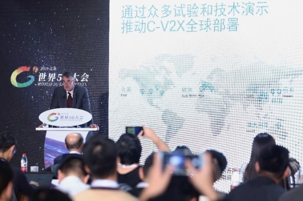 """高通助力5G C-V2X商用部署:驶向智慧交通的""""高速路""""已就绪"""