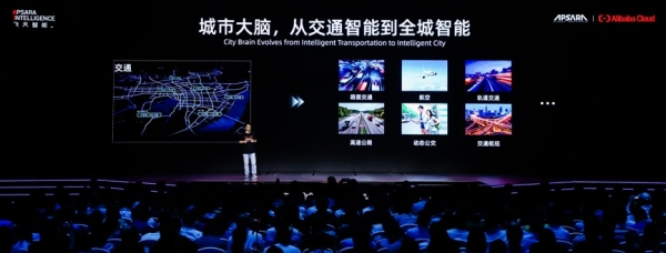 全球23个城市引入阿里云城市大脑