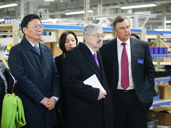 艾默生正式启动北京测量技术中心 范大为:助力在华客户的数字化转型
