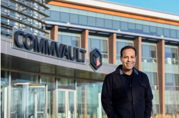 Commvault 任命新领导层,Sanjay Mirchandani担任总裁兼首席执行官
