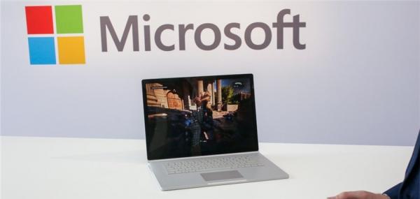 悄悄地,微软Surface Book 2来了!(附多图)