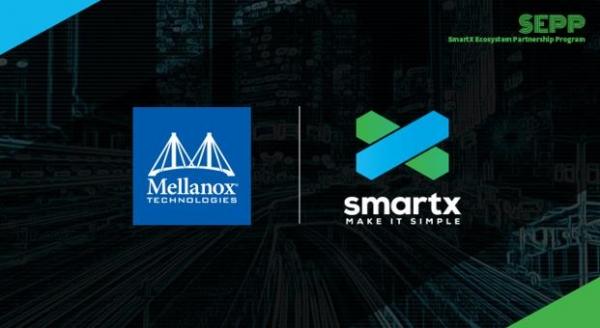 SmartX与Mellanox达成战略合作 联手构建高速稳定超融合系统