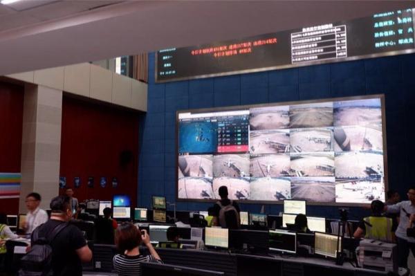 贵阳机场的智能化实践:航班预达误差缩短至2分钟、航班放行率提升15%