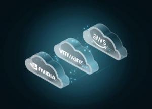 VMworld 2019:Nvidia��AI工作��d��入VMware on AWS Cloud