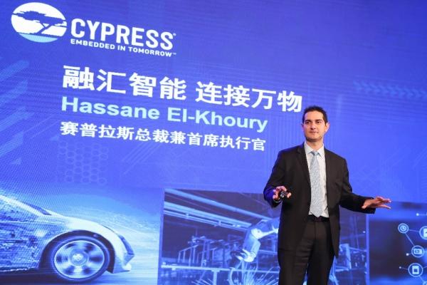 进入中国20年,赛普拉斯全新战略:Made for China & Enable China
