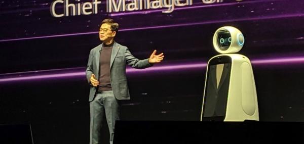 CES2019:LG设想了AI让生活更轻松的未来
