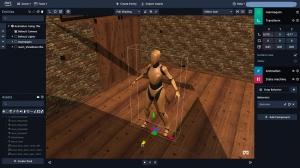 亚马逊推出Sumerian让开发人员能够在云端构建虚拟现实应用程序