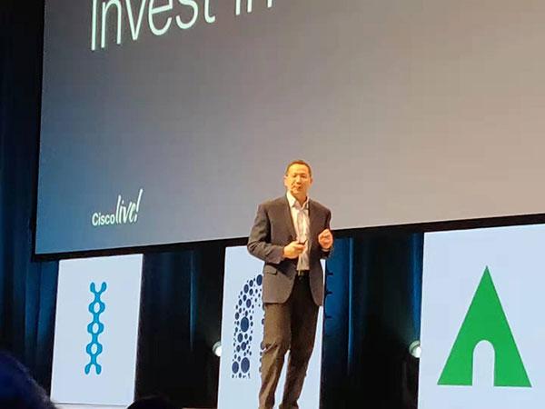 2019墨尔本Cisco Live输出五大能力:多云、体验、网络、安全与数据潜能