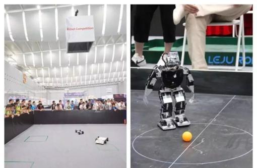 連續3年落戶順德!2018超燃機器人大賽等你來戰!