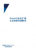 Power9纵向扩展 企业级服务器概述