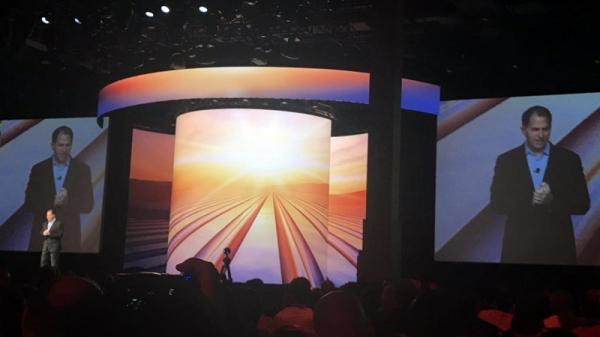 迈克尔·戴尔揭开戴尔科技集团全球大会2018序幕