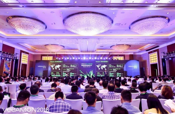 Veeam智能数据管理高峰论坛成功举办——一起走近超可用世界!