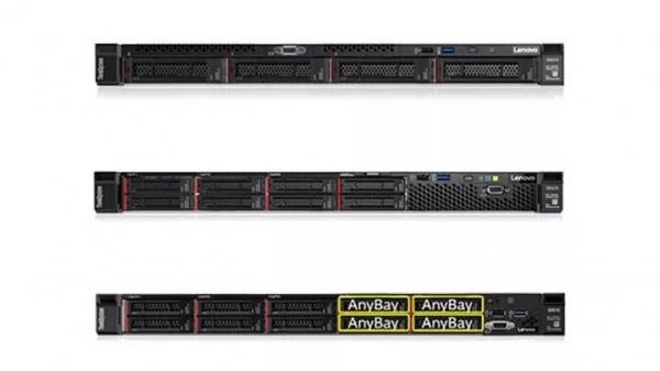 持续助力数字化转型  联想发布ThinkSystem SR570两路1U机架服务器新品