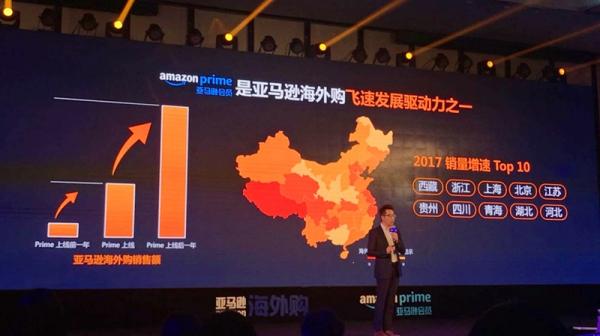 """""""剁手这件事儿还能省5亿运费""""看亚马逊中国2017跨境网购趋势报告都说了啥"""