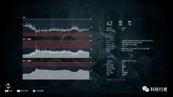 以游戏之名:RTX 2060玩APEX吃鸡绰绰有余,DLSS堪比强力鸡血