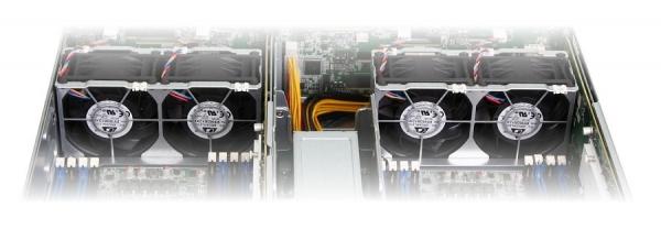 兼备计算和存储均衡 | 杰和双子星机架式服务器