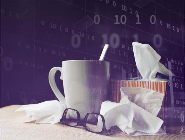 大数据可以告诉我们有关流感季节预测的信息吗?