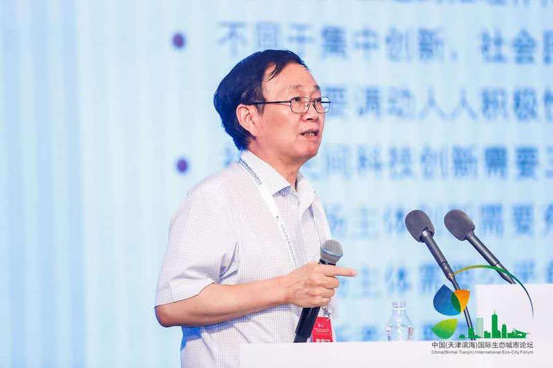马晓河谈中国经济发展新动能 民间科技创新能力待提高图片