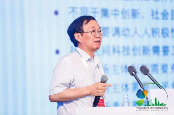 马晓河谈中国经济发展新动能 民间科技创新能力待提高
