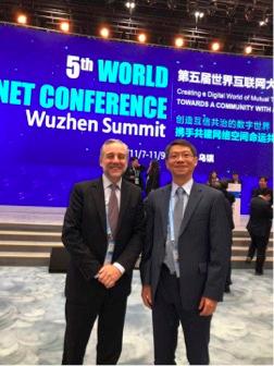 SAS专家参与评选并出席2018世界互联网领先科技成果发布活动