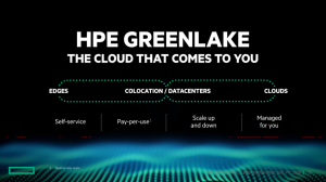 Hewlett Packard Enterprise将HPC方案纳入GreenLake即服务产品组合