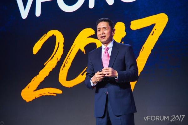 vFORUM 2017盛大召开 VMware重塑多云未来