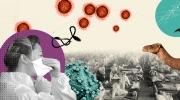 COVID-19:病毒的進化之路