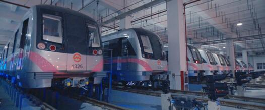 施耐德电气:以专业和创新陪伴上海地铁前行