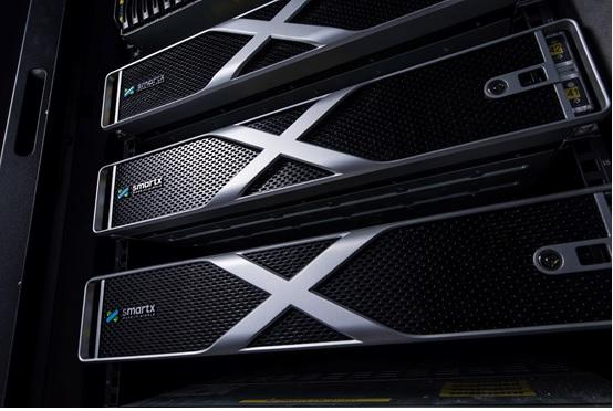 自研分布式块存储+金融客户关键应用,SmartX不走超融合寻常路