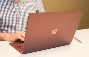 2017年度至顶网凌云奖:Surface Laptop
