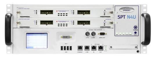 思博伦携手盛科网络联合测试面向5G网络的承载与互联关键技术