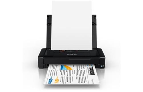 爱普生便携打印机WorkForce WF-100