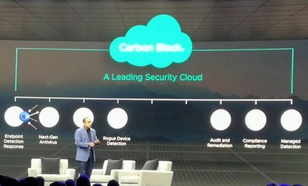 VMworld 2019:VMware不断强化安全能力