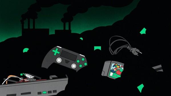 下一代游戏:一场关于环保的噩梦