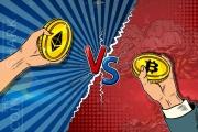 以太坊VS比特币:谁才是规模最大的加密货币?