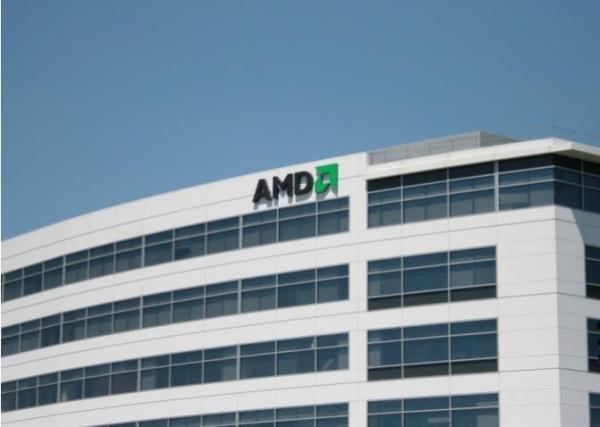 AMD公布第二季度财报 计算和图形芯片业务下滑13%