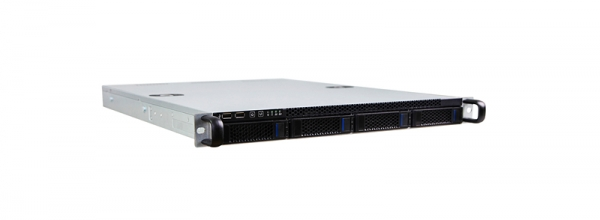 【优化能效,稳定可靠】杰和1U单路机架式服务器