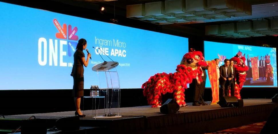 Ingram Micro ONE APAC大会举办:彰显英迈国际数字化转型决心!