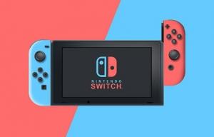 2017年度至顶网凌云奖:Nintendo Switch