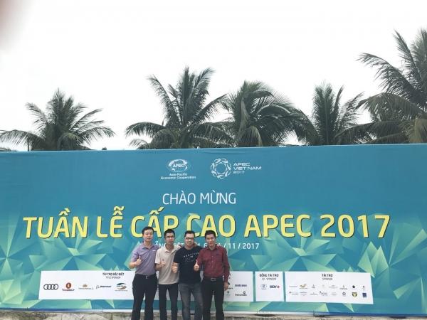 """从北京到越南,从""""天网""""到极致Wi-Fi,锐捷再度护航APEC峰会"""