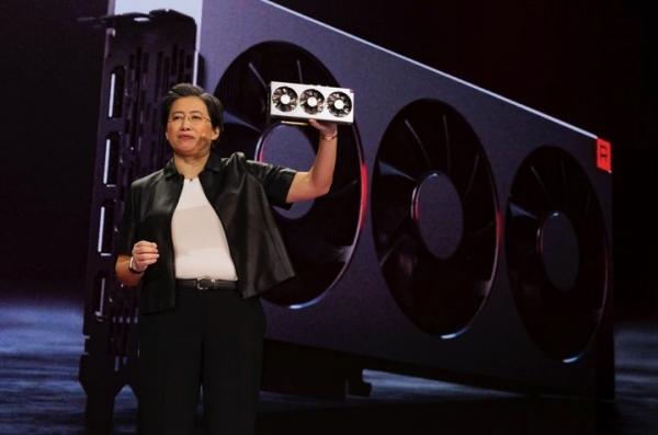 AMD@CES2019:这里有最强大的GPU,你们没见过的