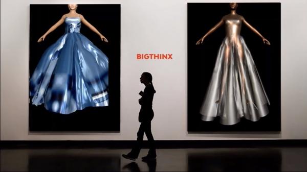 Prada与AI企业的这场秀,让我们对3D虚拟时装秀有了一丝期待