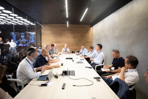 雀巢、陶氏、格兰富等多家行业巨头,正密切关注以色列工业创新成果