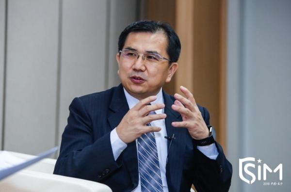 研华科技蔡奇男:数据驱动是企业实现智能制造的关键